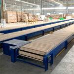 Băng tải ngành gỗ